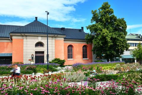 Hörsalsparken i Norrköping