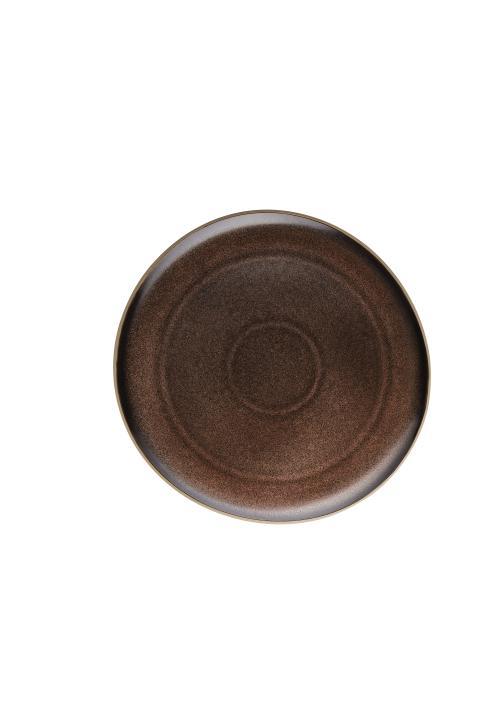 R_Junto_Shiny_bronze_Plate_flat_27_cm