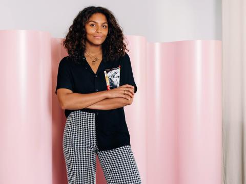 Showroom Assistant Uchenna Okolo