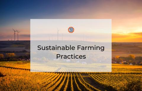 Sustainable farming practices  - When is it more environmentally friendly to upgrade to a new machine?