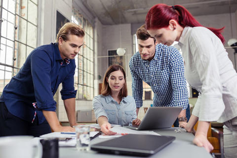 Hur man bildar effektiva innovationsteam – fokus i ny forskning