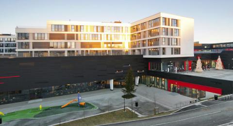 Enova-prosjekt kåret til årets boligprosjekt