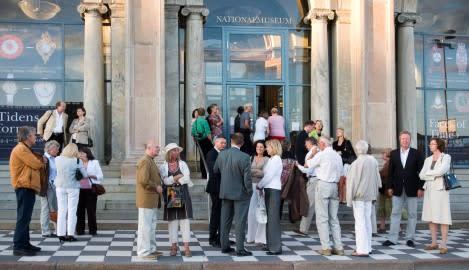 Välkommen till presskonferens om Nya Nationalmuseum