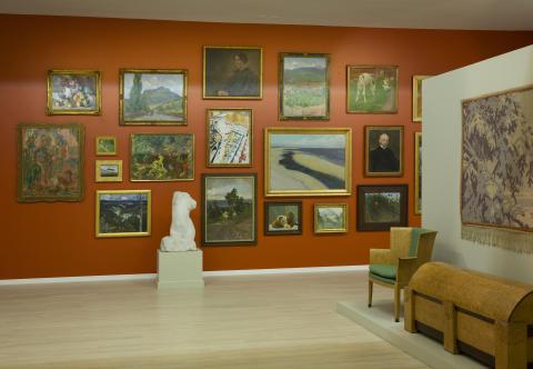 Utställningens centrum