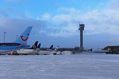 More than 50 million passengers in 2016: New record for Avinor and Oslo Airport