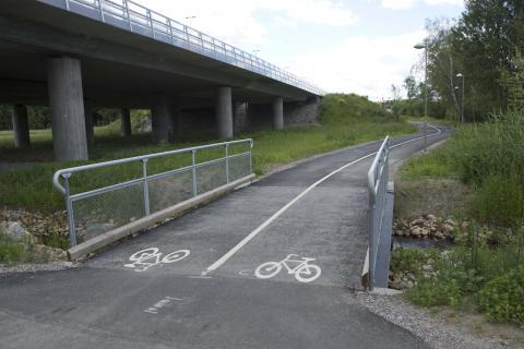 Hamilton (M): Ytterligare en cykelmiljard till stockholmarna