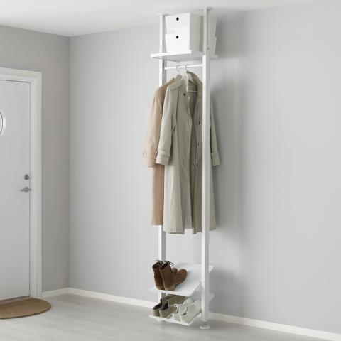 IKEA återkallar ELVARLI stolpe som en försiktighetsåtgärd på grund av fallrisk