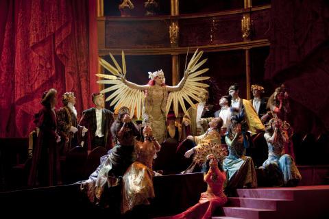 GöteborgsOperans Thaïs utvald till Plácido Domingos egen opera- och konsertfestival