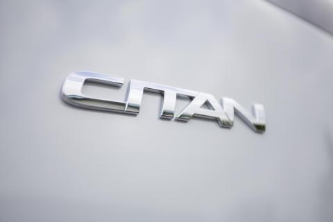 Mercedes kommer med ny Citan med eldrift