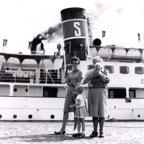 Stena Line feirer 50 år med flere billigbilletter