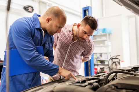 Erhvervsleasingkunder kan nu returnere biler hos FDM