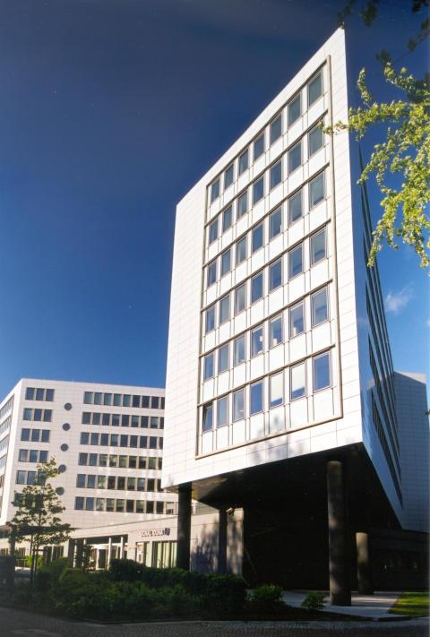 Hauptverwaltung Hamburg, City Nord