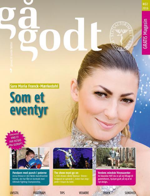 Nyt nummer af magasinet Gå Godt
