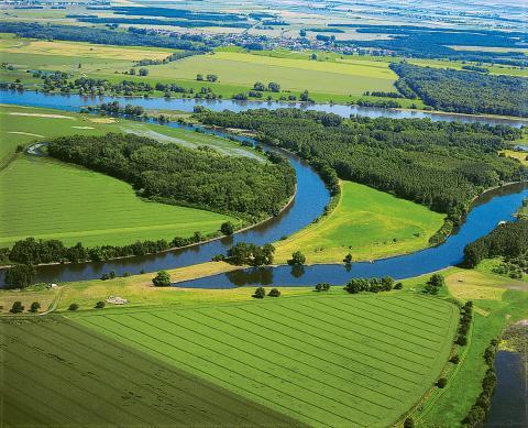 126 mil med overraskelser – sykkelstien langs den tyske delen av elven Elbe