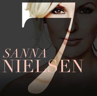 "Sanna Nielsen släpper nya albumet ""7"""