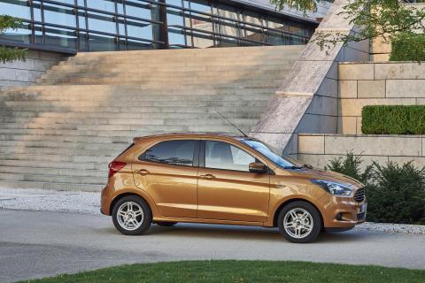 Nový Ford KA+ (8)