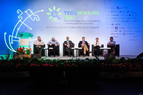 Techventure 2015 in Singapore aims for more deal flows