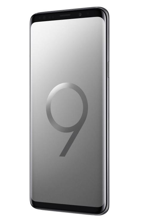 Samsung Galaxy S9+ Titanium Gray (256GB)_rside