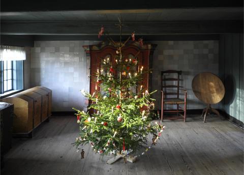 Jul, jul, jul, jul, jul, jul på Frilandsmuseet
