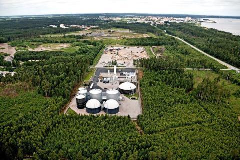 Start av samarbetsprojektet Industriell och urban symbios i Lidköping
