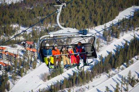 SkiStar Vemdalen