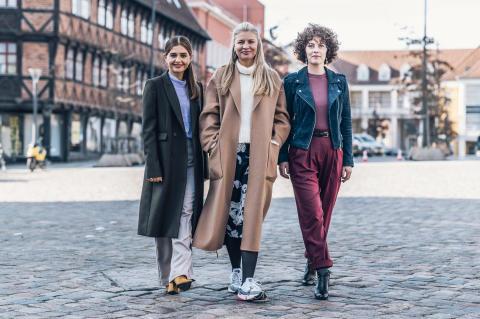 JAGTSÆSON – ny stjernebesat dansk komedie