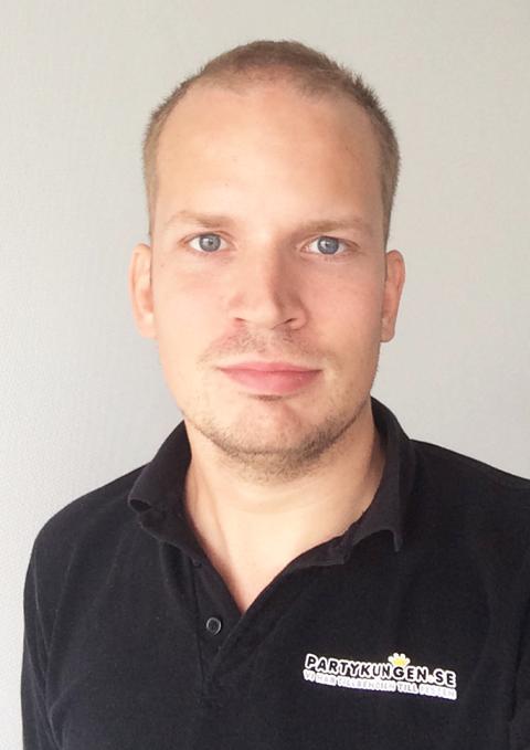 G9 Media AB, Joel Svensson (Gävle)
