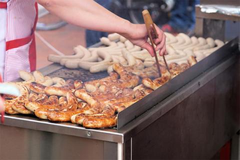 Magsjukdomar och grilltider
