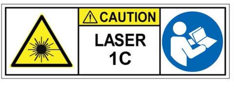 En ny laserklass hör till nyheterna i den nya utgåvan av SS-EN 60825-1.