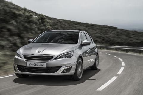 Verdenspremiere på Peugeot 308 og nye teknologier på Frankfurt Motor Show