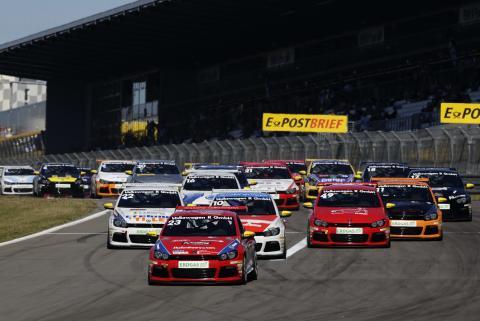 Ola Nilsson dominerar, ny seger på klassiska Nürburgring