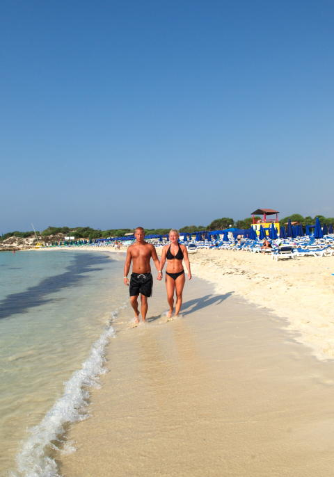 Makronissos Beach, Cyprus