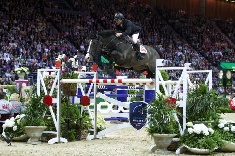 Gothenburg Horse Show - Rolf-Göran Bengtsson