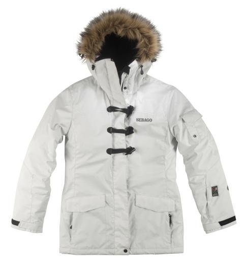 Sebago Highland W3 Jacket White