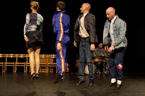 2012 - Rekordår för Dansnät Sverige