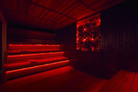 Volcanic Sauna