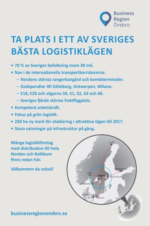Business Region Örebro