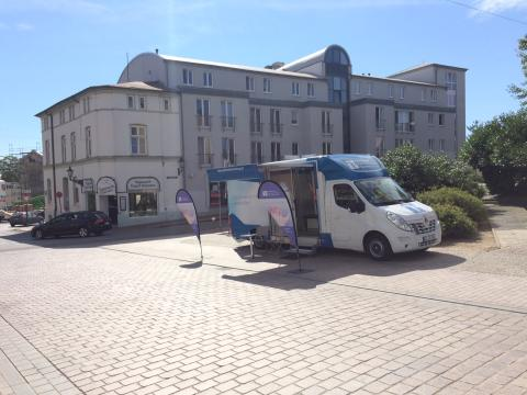 Beratungsmobil der Unabhängigen Patientenberatung kommt am 13. Februar nach Wismar