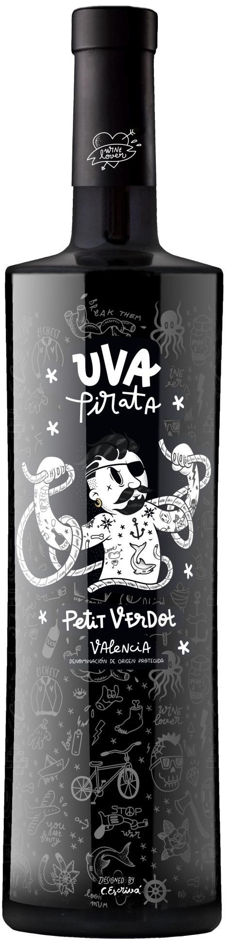 Uva Pirata