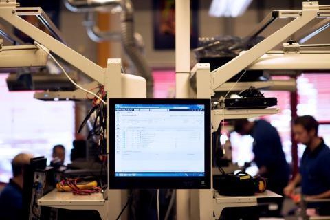 Companies unprepared for industrial internet