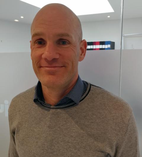 Daniel Jonsson ny affärsområdeschef Betong