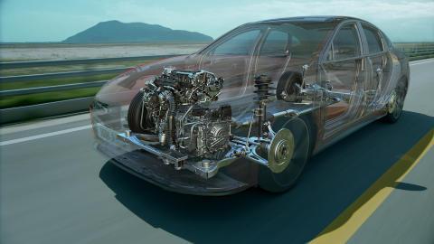 Ny motorteknologi fra Kia
