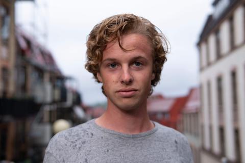 Mest Shazam'ade svenske artisten i USA just nu - Isak Danielson