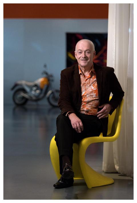 Widar Halén, avdelingsdirektør design og kunsthåndverk
