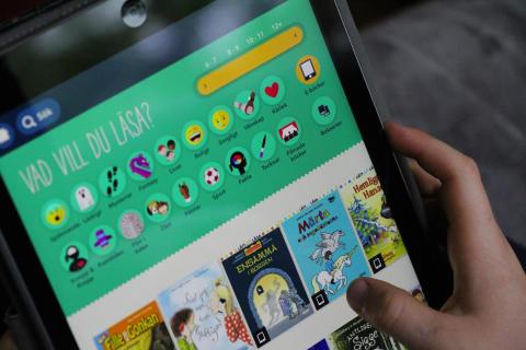 Nu lanseras Bibblix – ett unikt digitalt bibliotek för barn