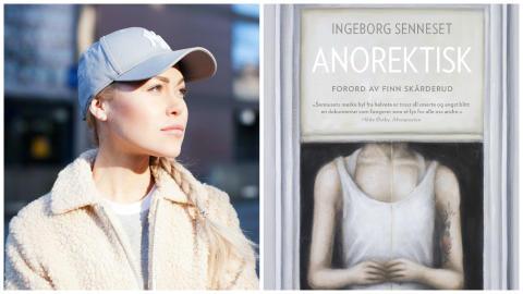 Dagboknotater om anoreksi ble bestselger