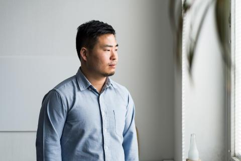 Qian Jiang wins the Formex Nova 2017 design award