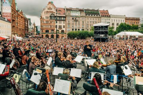 Malmöfestivalen MSO 2018