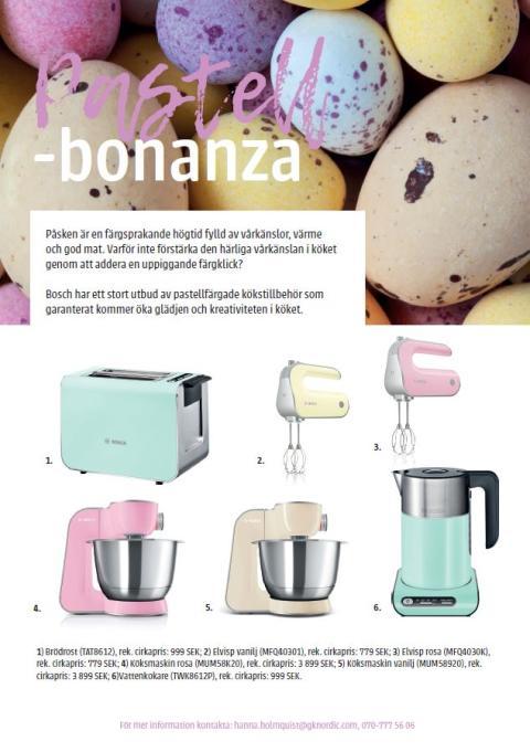 Pastellbonanza
