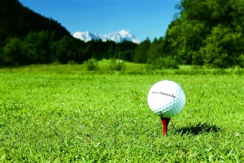 Spela golf i reselandet Tyskland